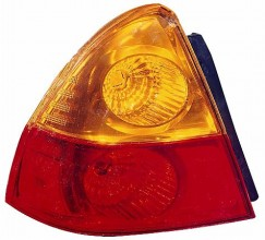 2002-2007 Suzuki Aerio Tail Light Rear Lamp - Left (Driver)