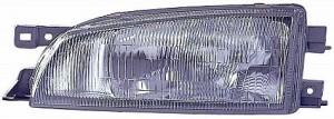 1997-1998 Subaru Impreza Headlight Assembly - Left (Driver)