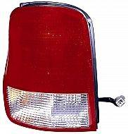 2002-2002 Kia Sedona Tail Light Rear Lamp - Left (Driver)