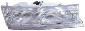 1995-1997 Mercury Mystique Headlight Assembly - Right (Passenger)