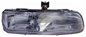 1991-1992 Buick Regal Headlight Assembly - Right (Passenger)