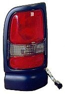 1994-2002 Dodge Ram Tail Light Rear Lamp (with Sport Package / Early Design / Black) - Right (Passenger)