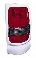 1994-2001 Dodge Ram Tail Light Rear Lamp (with Sport Package / White) - Right (Passenger)