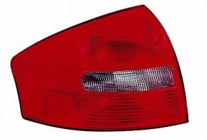 1998-2001 Audi A6 Tail Light Rear Lamp - Left (Driver)
