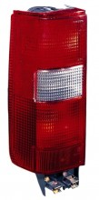 1993-1997 Volvo 850 Tail Light Rear Lamp - Left (Driver)