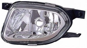 2004-2005 Mercedes Benz E500 Fog Light Lamp - Left (Driver)