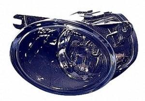 1998-2001 Audi A6 Fog Light Lamp - Left (Driver)
