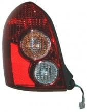2002-2003 Mazda Protege Tail Light Rear Lamp - Left (Driver)