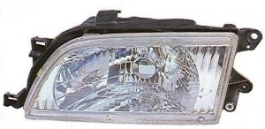 1998-1999 Toyota Tercel Headlight Assembly - Left (Driver)