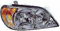 2002-2005 Kia Sedona Headlight Assembly - Right (Passenger)