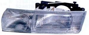 1994-1994 Chrysler New Yorker LHS Headlight Assembly (New Yorker) - Left (Driver)