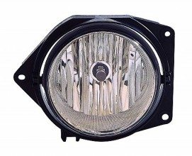 2007-2010 AMG Hummer H3 Fog Light Lamp - Left (Driver)