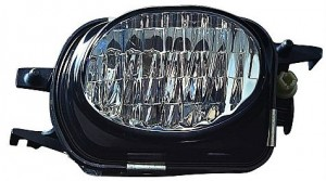 2000-2002 Mercedes Benz CL600 Fog Light Lamp (without Sport Package) - Right (Passenger)