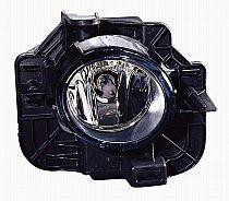 2007-2011 Nissan Altima Fog Light Lamp - Right (Passenger)