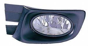 2005-2005 Honda Accord Hybrid Fog Light Lamp (Pair, Driver & Passenger)