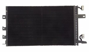 1996-2000 Chrysler Town & Country A/C (AC) Condenser (3.3L / 3.8L) [without Aux TOC / without Aux Cond]