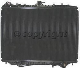 2001-2003 Isuzu Rodeo Radiator
