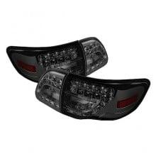 2009-2010 Toyota Corolla ( LED Indicator ) LED Tail Lights (PAIR) - Smoke (Spyder Auto)