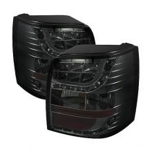 2001-2005 Volkswagen Passat 5Dr LED Tail Lights (PAIR) - Smoke (Spyder Auto)