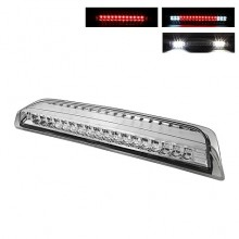 2004-2012 Nissan Titan Frontier LED 3RD Brake Light - Chrome (Spyder Auto)