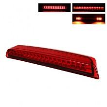 2004-2012 Nissan Titan Frontier LED 3RD Brake Light - Red (Spyder Auto)