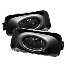2004-2005 Acura TSX (Euro Accord) OEM Fog Lights (PAIR) - Smoke (Spyder Auto)