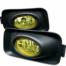2004-2005 Acura TSX (Euro Accord) OEM Fog Lights- Yellow (Spyder Auto)