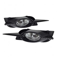 2009-2011 Honda Civic 2Dr OEM Fog Lights (PAIR) - Clear (Spyder Auto)