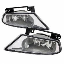 2005-2007 Honda Odyssey OEM Fog Lights (PAIR) - Clear (Spyder Auto)