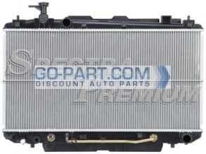 2001-2003 Toyota RAV4 Radiator (without A/C)