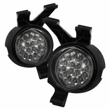 1998-2005 Volkswagen Beetle LED Fog Lights (PAIR) (Spyder Auto)