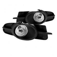 2009-2012 Mitsubishi Galant OEM Fog Lights (PAIR) - Clear (Spyder Auto)