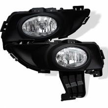 2003-2006 Mazda 3 4Dr OEM Fog Lights (PAIR) (Won
