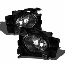 2008-2010 Nissan Altima 2Dr OEM Fog Lights (PAIR) - Clear (Spyder Auto)