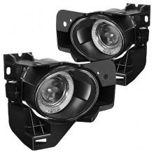 2009-2012 Nissan Maxima OEM Fog Lights (PAIR) - Clear (Spyder Auto)