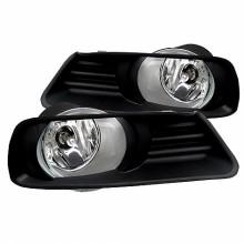 2007-2009 Toyota Camry OEM Fog Lights (PAIR) - Clear (Spyder Auto)