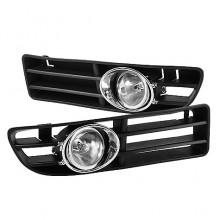 1999-2005 Volkswagen Jetta OEM Fog Lights (PAIR) - Clear (Spyder Auto)