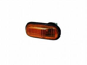 1992-1995 Honda Civic Side Marker Lights (PAIR) - Amber Orange (Spyder Auto)