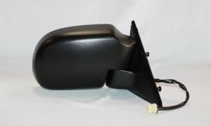 2007-2012 Chevy Silverado AM LED Mirror Lens - Smoke (Spyder Auto)