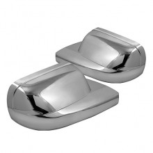 2005-2009 Ford Mustang Mirror Cover - Chrome (Spyder Auto)