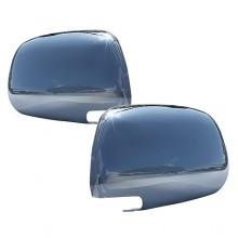 2005-2011 Toyota Tacoma Mirror Cover - Chrome (Spyder Auto)