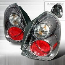 2002-2006 NISSAN ALTIMA LED TAIL LIGHTS (PAIR) CHROME (Spec-D Tuning)