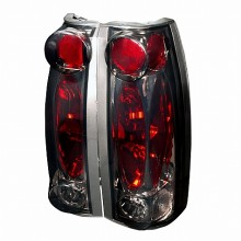 1999-2000 CADILLAC ESCALADE ALTEZZA TAIL LIGHTS (PAIR) SMOKE (Spec-D Tuning)