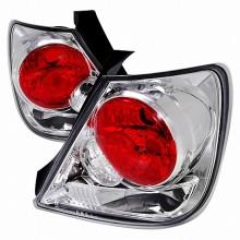 2002-2003 HONDA CIVIC ALTEZZA TAIL LIGHTS (PAIR) CHROME (Spec-D Tuning)