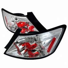2006-2008 HONDA CIVIC ALTEZZA TAIL LIGHTS (PAIR) CHROME 2DR (Spec-D Tuning)