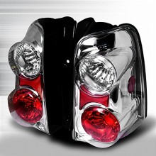 2001-2006 FORD ESCAPE ALTEZZA TAIL LIGHTS (PAIR) CHROME (Spec-D Tuning)
