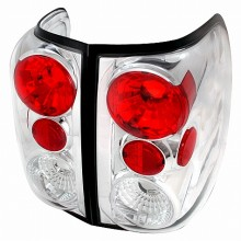 2003-2006 FORD EXPEDITION ALTEZZA TAIL LIGHTS (PAIR) CHROME (Spec-D Tuning)