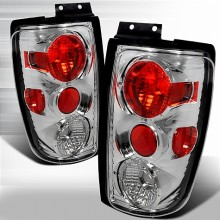 1997-2002 FORD EXPEDITION ALTEZZA TAIL LIGHTS (PAIR) SMOKE   (Spec-D Tuning)