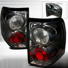 2002-2005 FORD EXPLORER ALTEZZA TAIL LIGHTS (PAIR) SMOKE (Spec-D Tuning)