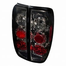 2005-2012 NISSAN FRONTIER ALTEZZA TAIL LIGHTS (PAIR) SMOKE (Spec-D Tuning)